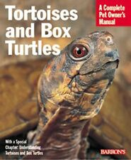 Tortoises and Box Turtles (Complete Pet Owners Ma