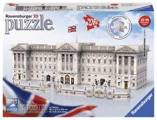 216 Teile Ravensburger 3D Puzzle Bauwerk Buckingham Palace 12524
