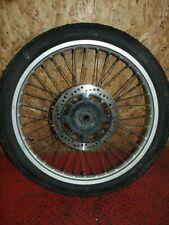 Vorderrad Felge front wheel Honda XL 350 R ND03 #14