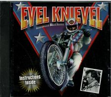 Lot of 10 Evel Knievel Interactive Stunt Game Pc Sealed New Jewel Case