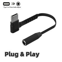 USB-C Type C to 3.5mm Aux Audio Headphone Adapter For Samsung Galaxy S21/Note 20
