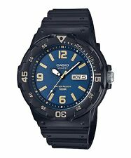 Casio Analog Casual Watch Standard Black Mens Mrw-200h-2b3