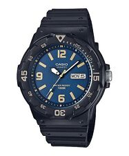 Casio analog Casual Watch Enticer schwarz Herren Mrw-200h-2b3