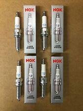 Set of 4 Genuine NGK Honda Civic Laser Iridium Premium Spark Plugs IZFR6K-11S