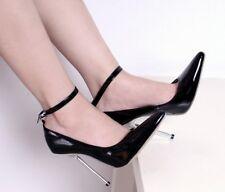 13 CM Women Men Unsex Super High Heel Stiletto Evening Party Clubwear Shoes