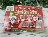 VIP Elf Joke Prop Set with naughty tricks for Elves Play Set