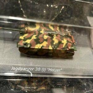 Jagdpanzer 38 Hetzer 1:72 Tanque Tank Eaglemoss Diecast