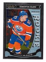 2015-16 O-Pee-Chee Platinum Marquee Rookies Connor McDavid