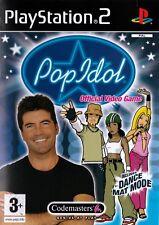 Pop Idol PS2 (PlayStation 2) - Free Postage - UK Seller