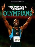 World's Greatest Olympians Paperback Michael Hurley