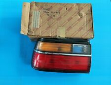 New Genuine TOYOTA Corolla AE90 AE92 EE90 EE92 LH Tail Light Lamp Lense. NOS