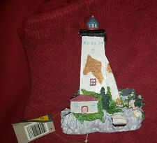 New listing Weathered New England Lighthouse Fish Tank Aquarium Ornament New Deal