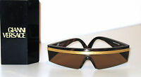 Gianni Versace Real Vintage Sunglasses Occhiali N76  EXTREMELY RARE+++ NEW