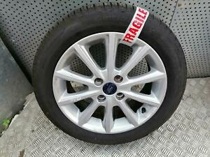 "FORD Mk6 FIESTA 16"" Inch Alloy Wheel 195/55/16 Tread 7.2mm 17 to 21 +Warranty"