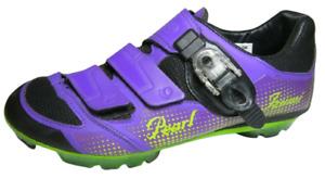 IQ PEARL IZUMI Womens US 10.5 EUR 42.5 W X-Project 3.0 Biking Cycling Shoes
