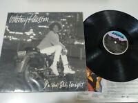 "Whitney Houston I´m Your Baby Tonight 1990 Spain Ed Arista - LP Vinilo 12"" VG/VG"