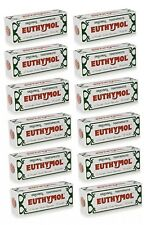 Euthymol Original Toothpaste Brand of Antiseptic - 12 X 75ml