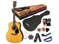 Yamaha F310P Pack Chitarra acustica naturale con Custodia e accessori