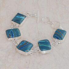 Bracelet 26 Gms Ab 5274 Rainbow Calsilica Ethnic Jewelry Handmade