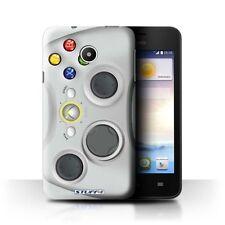 Étuis, housses et coques blancs brillants Huawei pour téléphone mobile et assistant personnel (PDA)