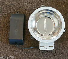 6 x Zumtobel Panos LF 32W Ceiling Downlight 76309160 with Dimmable Ballast
