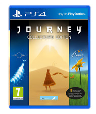 JOURNEY COLLECTOR EDITION (PS4) come nuovo - 1st Class consegna veloce