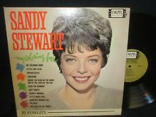 "Sandy Steward ""My Coloring Book"" LP"