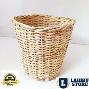 Eco – Friendly Class Room dustbin Hand made Ceylon 100% Nature Free shipping