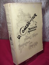 LA COMÉDIE DU JOUR SOUS LA RÉPUBLIQUE ATHÉNIENNE  illustré par Caran d'Ache