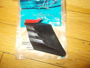 NOS 1984 FORD TEMPO FRONT LOWER QUARTER PANEL MOULDING RH