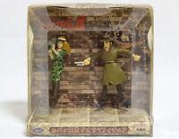 Lupin the Third 3rd Diorama Figure Fujiko Zenigata Cagliostro JAPAN ANIME MANGA