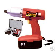 Impact Gun with 2 Batteries & Charger
