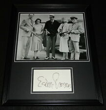 Entertainment Memorabilia Estelle Winwood Signed 5.25x8.5 Vintage Album Page The Producers