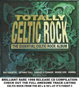 Greatest Celtic Collection CD Runrig Proclaimers Sharkey Sinead Dexy's Rafferty