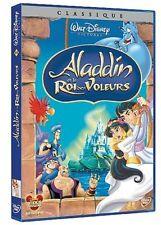 """DVD """"ALADDIN ET LE ROI DES VOLEURS""""   Disney n 44  NEUF SOUS BLISTER"""