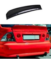 Ducktail for Lexus IS300 IS200 Altezza rear boot trunk spoiler lip wing JDM