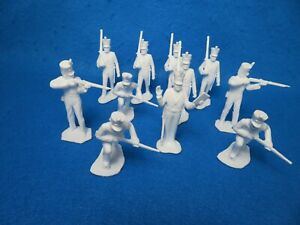 Marx reissue WWII Japanese Infantry 54mm in tan 32 figures in 11 poses