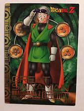 Dragon Ball Z Collection Card Evolution E008 Gold