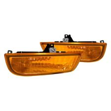 Spyder Auto Fog Lights w/Switch-Yellow For 1997-2001 Honda Prelude #5020758