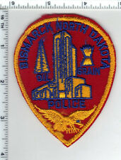 Bismarck Police (North Dakota)  Shoulder Patch - from the 1980's