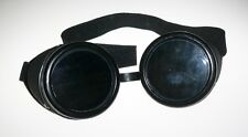 Black Brazing Welding Safety Goggles Perfect For Steampunk Modification