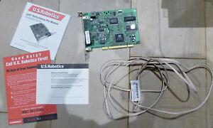 US Robotics 56K Performance Pro Modem PCI Internal USR5610B