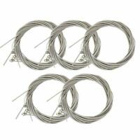 5pcs Bass Guitar Strings Electric Guitar String Musical Instrument Accessories