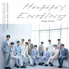 SEVENTEEN HAPPY ENDING REGULAR EDITION CD + PHOTOBOOK + CARD JP Tracking