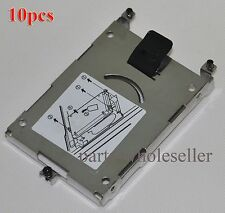Lot 10 HDD Hard Drive Caddy for HP EliteBook 8470W 8560W 8570W 8570P 8760W 8770W