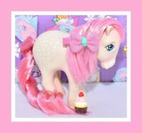❤️My Little Pony MLP G1 Vtg 1982 Cotton Candy Italian Nirvana Italy Variant❤️