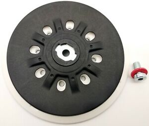 150 mm Klett Schleifteller weich hart f Festool Festo RO 1E,2E,ETS,LEX,WTS,Rotex