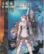 FATHOM - DAWN OF WAR   #s1,2,3  (2004)  ASPEN.  MICHAEL TURNER