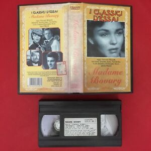 (VHS+FILM) MADAME BOVARY (1949) MINELLI Jennifer JONES Van HEFLIN