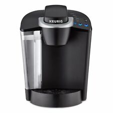 Keurig K50s Single Serve Programmable K-Cup Pod Coffee Maker, Black K50b